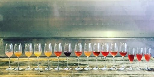 Bluebell Vineyard  Blending Workshop