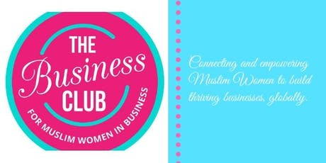 BRUNCH -  The Business Club for Muslim Women in Business tickets