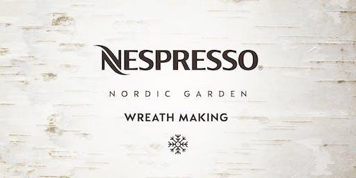 Greenery & Twig Wreath Workshop