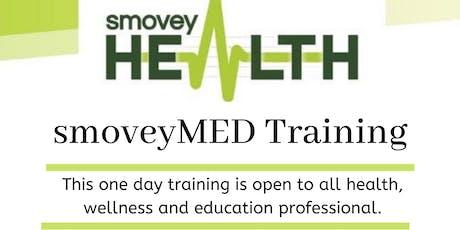 Smovey Health Training tickets