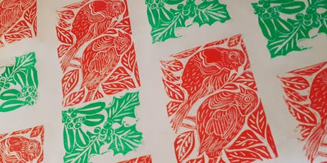 Festive Lino Printing at Static Liverpool tickets