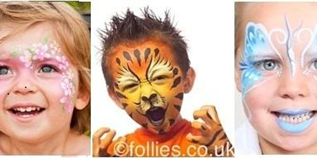 Introduction to Face painting tickets