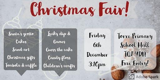 Torre CofE Academy Christmas Fair!