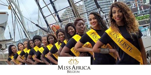 Miss Africa Belgium 7ème édition