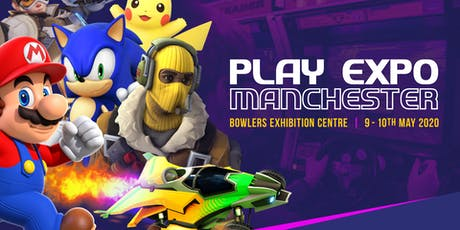 PLAY Expo Manchester 2020 tickets