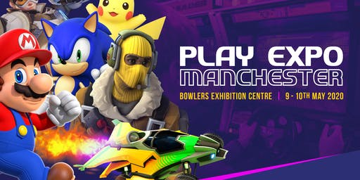 PLAY Expo Manchester 2020