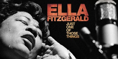 VIEWTUBE CINEMA - ELLA FITZGERALD: JUST ONE OF THOSE THINGS + Q&A tickets