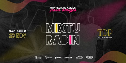 Mixturadin com a Turma do Pagode