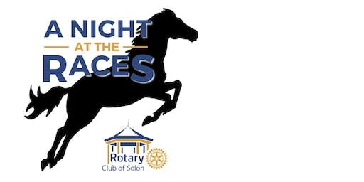 Rotary Club of Solon Night at the Races 2020