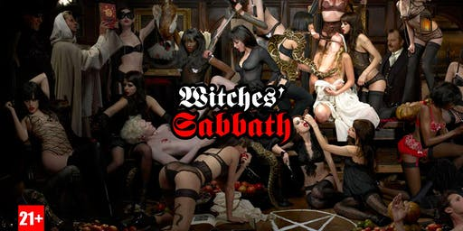 Witches' Sabbath Adult Fun Event - Simply The Best in Seattle