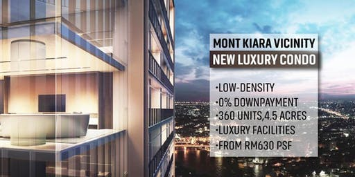 Private Viewing Newly Launched Luxury Condominium at Dutamas