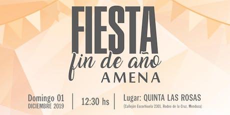 FIESTA ANIVERSARIO 2019 entradas