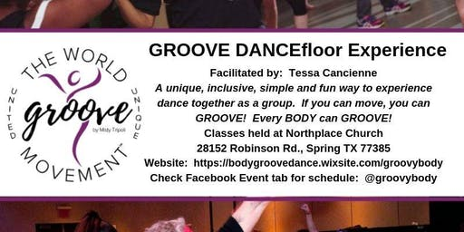 The Body GROOVE DANCEfloor Experience