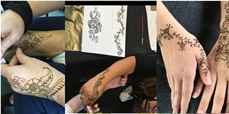 Henna Body Art and Henna Tattoo Course tickets