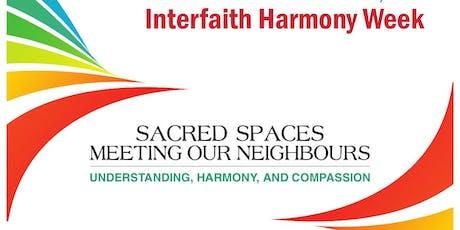 United Nations Interfaith Harmony Week tickets