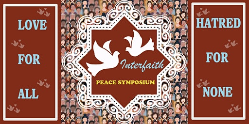 Interfaith Peace Symposium (Women's Only Event)