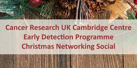 Early Detection Christmas Networking Social tickets