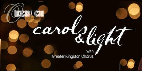 Carols & Light tickets