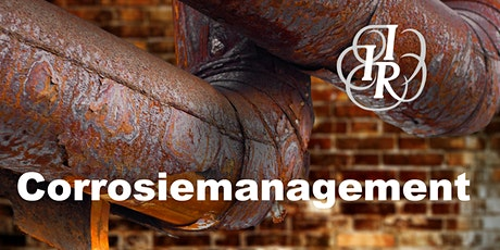 Corrosiemanagement | 14, 20 & 21 april 2020 | Amsterdam tickets