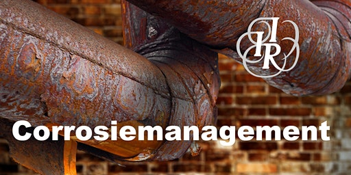 Corrosiemanagement | 14, 20 & 21 april 2020 | Amsterdam