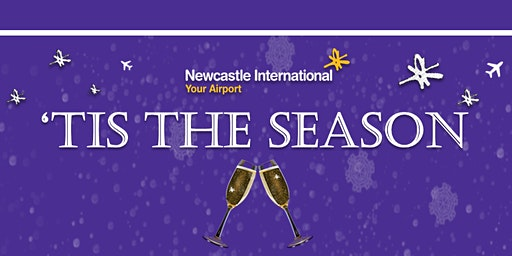 NCL Airport- Christmas Thank YOU