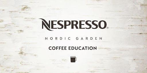 Coffee Education & Tasting Workshop