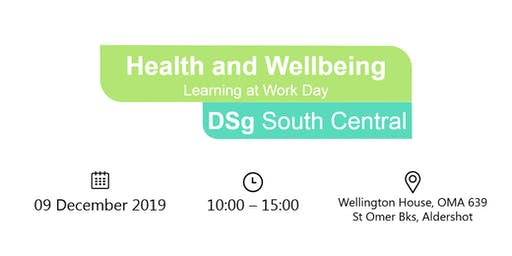 PCS Health and Wellbeing Learning Day