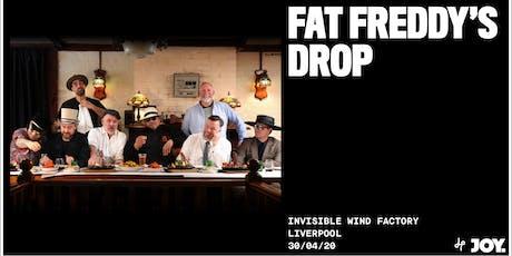 Fat Freddy's Drop tickets