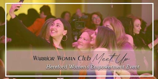 Warrior Woman Club Meet Up