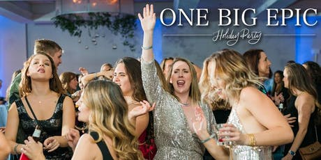 ONE BIG EPIC Holiday Party 2019 tickets