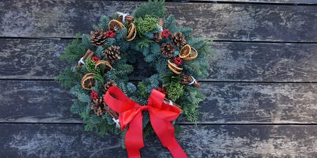 Copy of Christmas Wreath Workshop tickets
