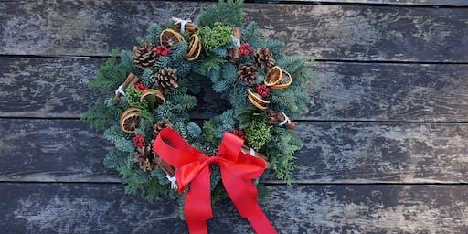 Copy of Christmas Wreath Workshop