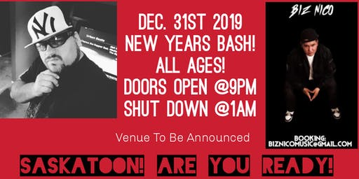 ALL AGES NEW YEAR'S BASH