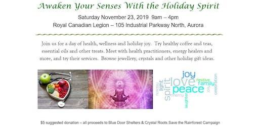 Awaken Your Senses with The Holiday Spirit