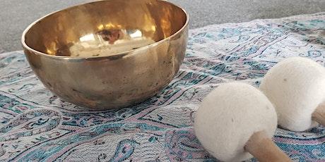 Sound Bath Meditation - Letchworth tickets