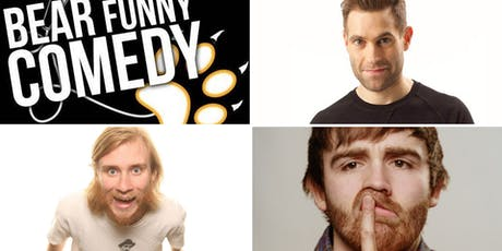 Bear Funny Comedy: Simon Brodkin, Bobby Mair & Ian Smith tickets