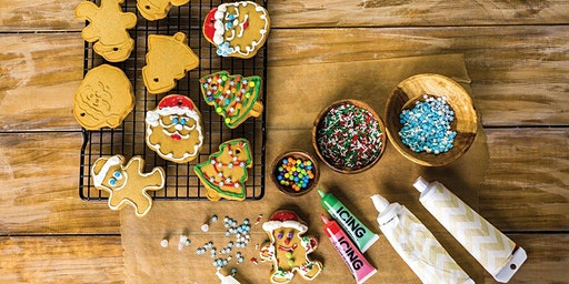 Kids Holiday Cookie Decorating Workshop