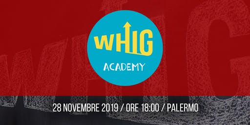WHIG Academy - Workshop gratuito sulle campagne pubblicitarie a Natale