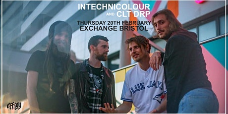 InTechnicolour + CLT DRP tickets