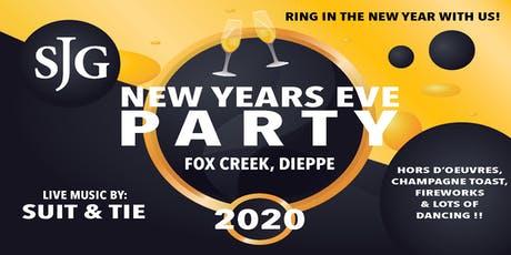 New Year's Eve Party @ SJG tickets