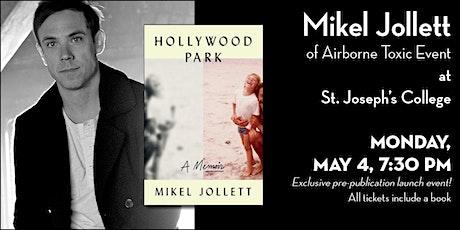 Mikel Jollett presents Hollywood Park tickets