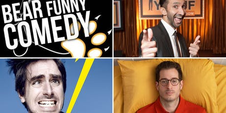 Bear Funny Comedy: Imran Yusuf, Darren Walsh & Dave Green tickets