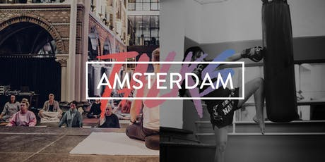 Amsterdam Talks - How fit are the citizens of Amsterdam? tickets