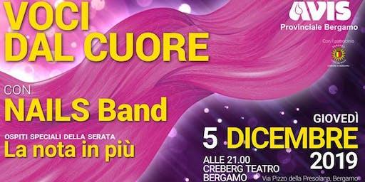 VOCI DAL CUORE 2019 - Concerto di Natale Avis Provinciale Bergamo