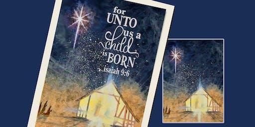 Nativity Paint Party