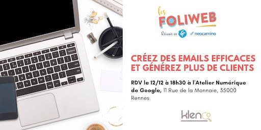 [Rennes] Créez des emails efficaces et générez plus de clients