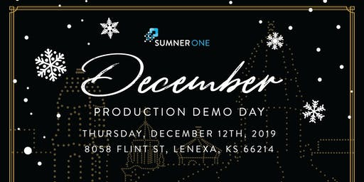 December Production Demo Day | SumnerOne