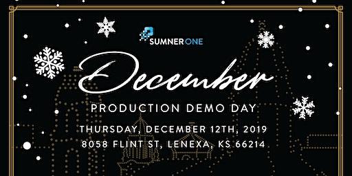 December Production Demo Day | SumnerOne