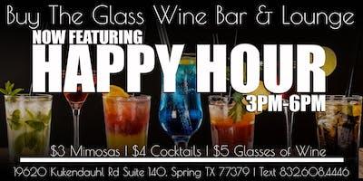 Happy Hour | $5 Wine & Drink Specials