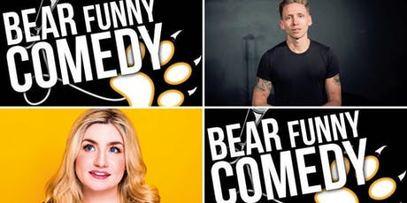 Bear Funny Comedy with Alistair Williams & Harriet Kelmsley tickets